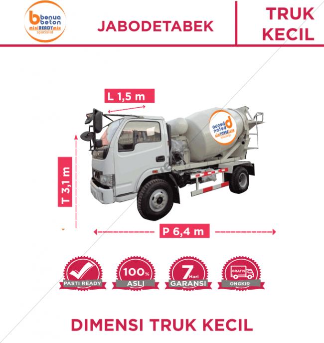 Minimix Benua Beton K250 NFA