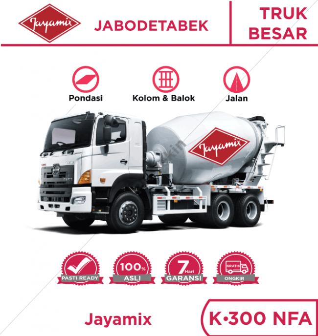 Readymix Jayamix K300 NFA
