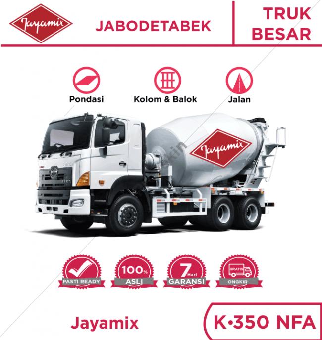Readymix Jayamix K350 NFA