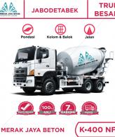 Readymix Merak Jaya Beton K400 NFA