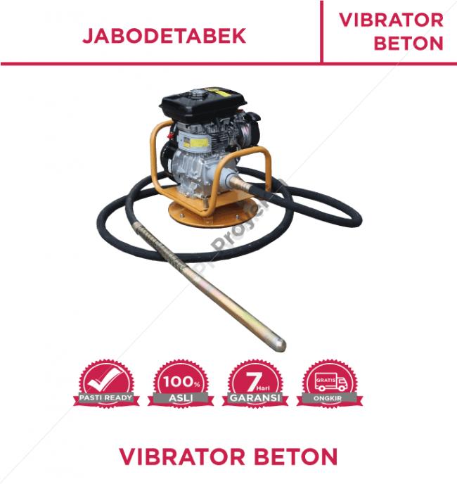 VIBRATOR VOL 51 - 100 M3